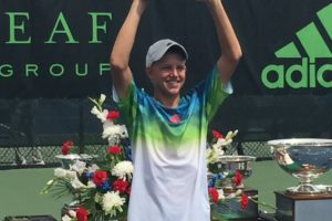 Greif Wins 2nd National Title of the Year