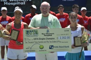 Ann Li Wins First Pro Title
