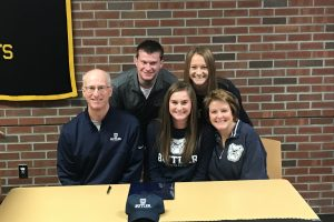 Sarah Monesmith Will Be A Bulldog